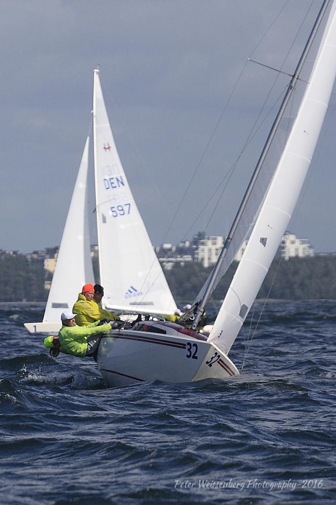 H-boat World Championship Foto Peter Weissenberg (106)-artist
