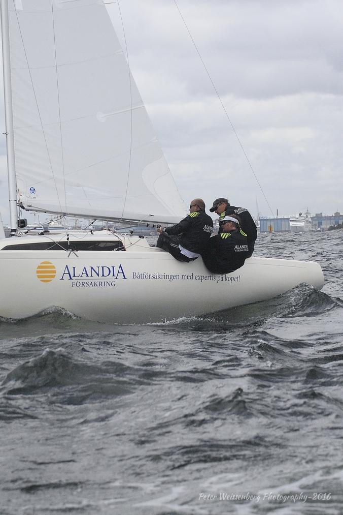 H-boat World Championship Foto Peter Weissenberg (130)-artist